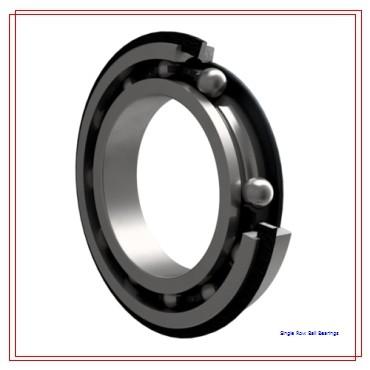NACHI 6308ZZE C3 Single Row Ball Bearings