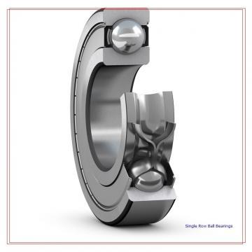INA 603-2Z Single Row Ball Bearings