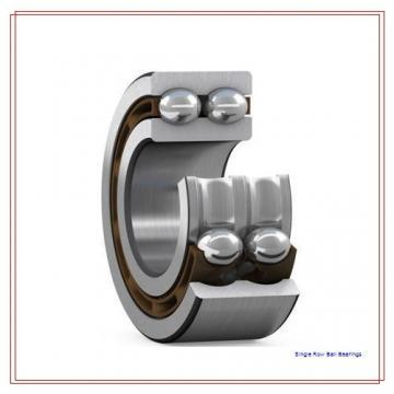 INA 695-2Z Single Row Ball Bearings