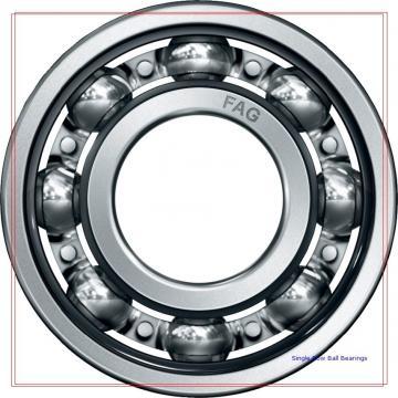 INA 609 2Z Single Row Ball Bearings