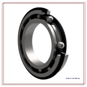 INA 61821-2RSR Single Row Ball Bearings