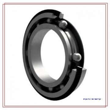 TIMKEN 9109PPG Single Row Ball Bearings