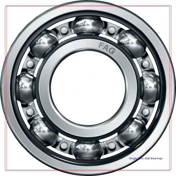 NACHI 6302ZZE C3 Single Row Ball Bearings #1 image